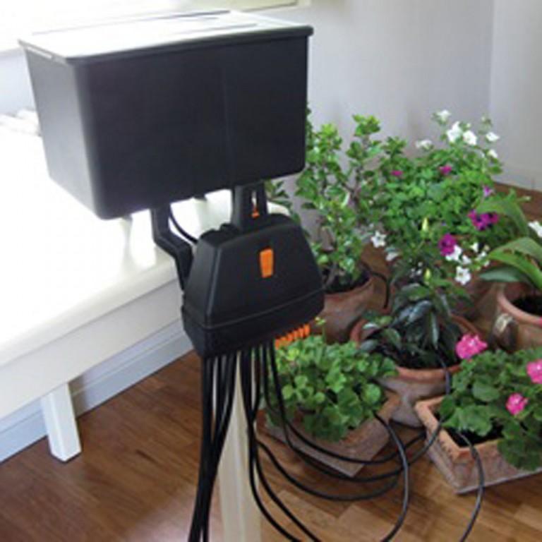 Автономная система полива комнатных растений своими руками 82