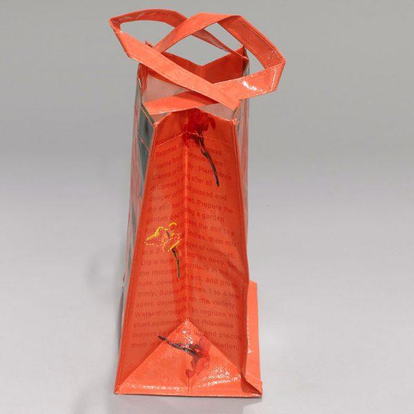tas met canna zijkant