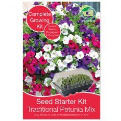 petunia traditionele mix starterkit