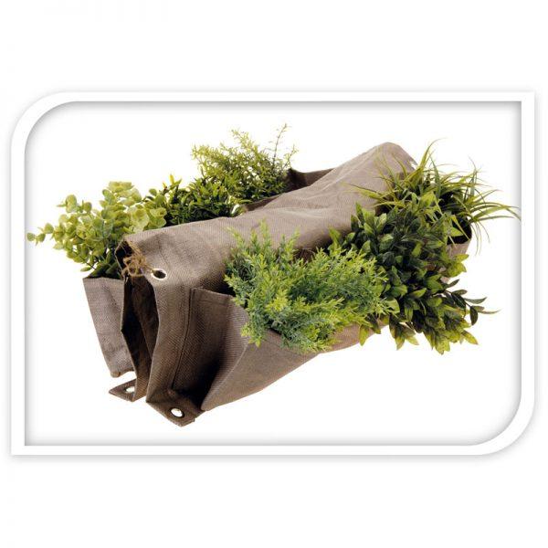 hangzak voor planten
