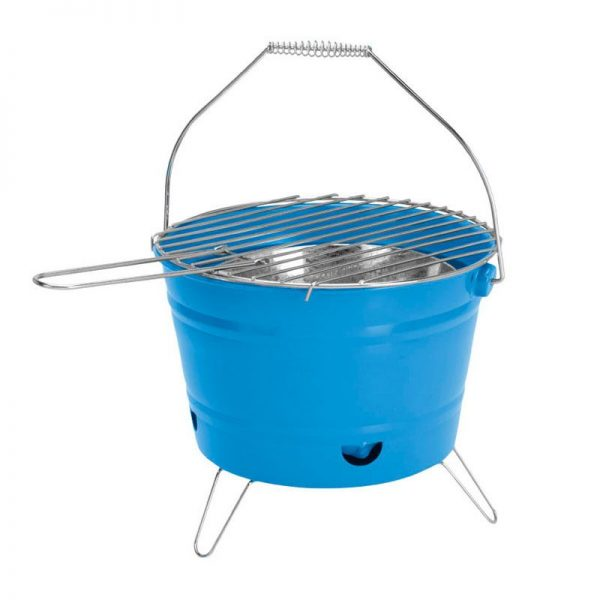 barbecue emmer blauw