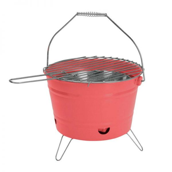 barbecue emmer roze
