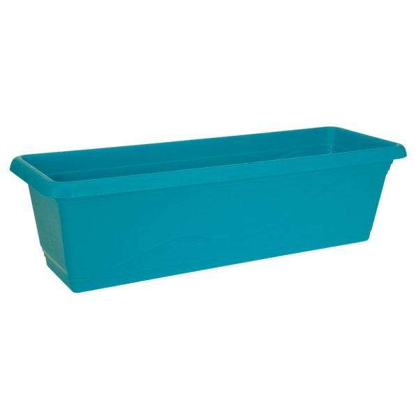 balkonbak turquoise