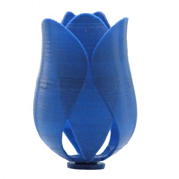 Tulp in een Tulp blauw