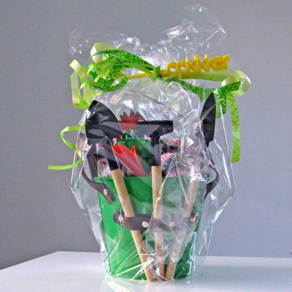 cadeaupakket opkikker groen