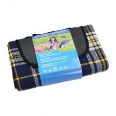 picknickdeken waterdicht zwart