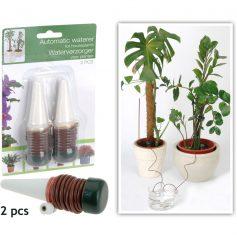 automatische watergever voor kamerplanten